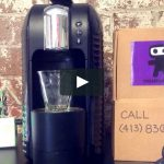 Dial-O-Spresso – a phone controlled coffee machine