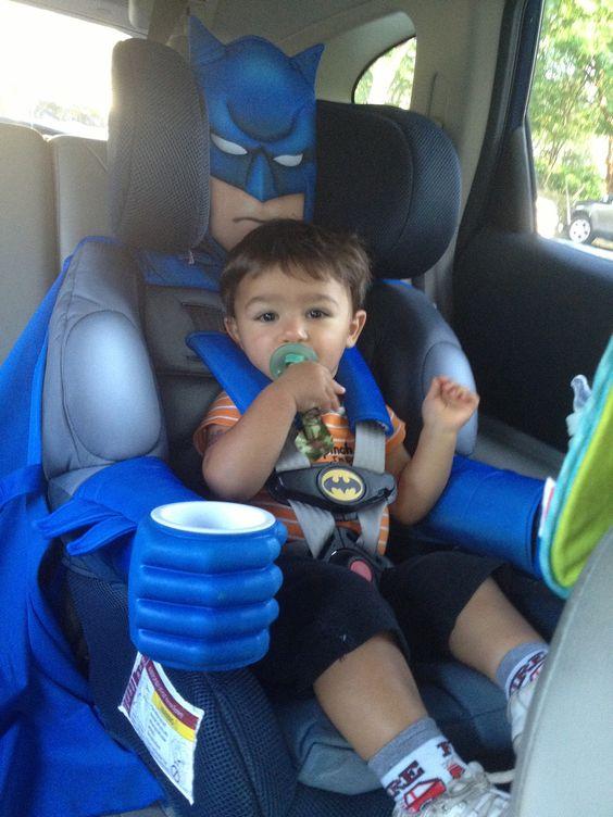 Batman Toddler Car Seat