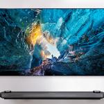 LG 65inch 4K OLED Wallpaper TV Raal