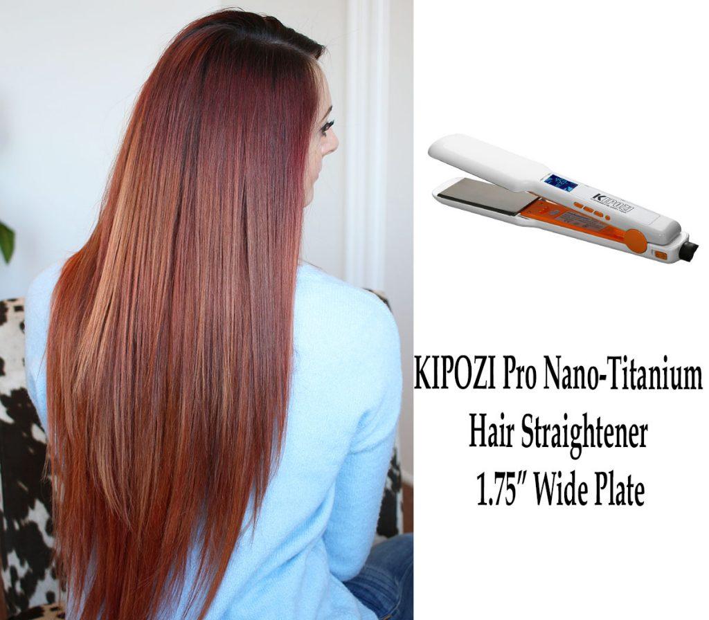 KIPOZI Pro Nano-Titanium 1.75 inch