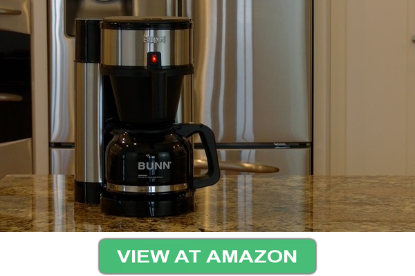 BUNN coffee maker NHS Velocity Brew 10 Cups