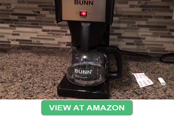 BUNN Coffee Maker GRB Velocity Brew coffee maker