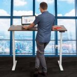 Seville Electric Height Adjustable Desk