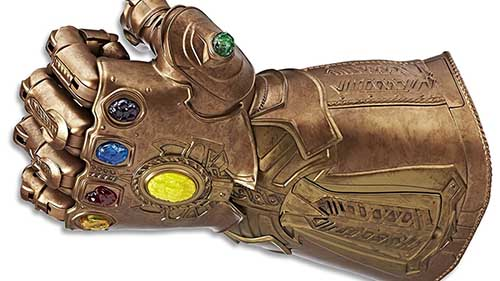 Thanos Infinity Gauntlet - Thanos Glove