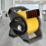 STANLEY High Velocity Blower Fan