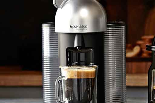 Nespresso Vertuo Coffee maker machine