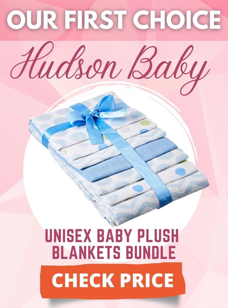 Hudson Baby Blankets