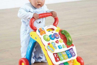 Baby Push Along Walker – Best Baby Walker Review (April 2018)
