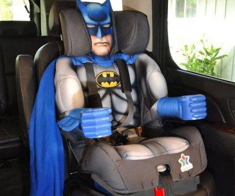 Batman Toddler Car Seat