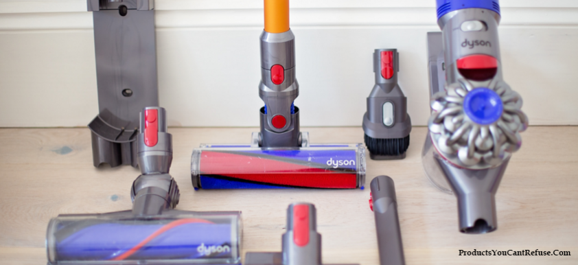 Dyson V8 Absolute – The Best Hand-held Vacuum Cleaner