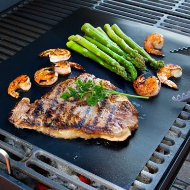 Kona Non Stick Grill Mat, Best Grill Mat for Your Money (Updated April 2018)