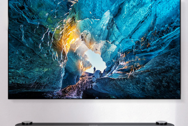 LG Signature OLED wallpaper TV 65inch 4K (April 2018)